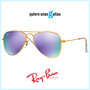 RAY BAN R AVIATOR JUNIOR...